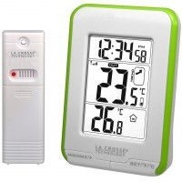 LA CROSSE TECHNOLOGY WS 6810 WHI-GREEN
