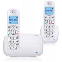 Alcatel Téléphone fixe ALCATEL XL 385 DUO BLANC