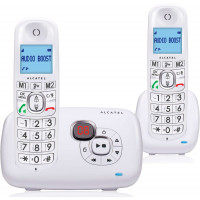 Alcatel Téléphone fixe ALCATEL XL 385 VOICE DUO BLANC
