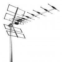 Antenne Rateau DVB-T WISI EB 457 LTE
