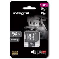 INTEGRAL Carte micro SDXC INTEGRAL MICROSDHC 128 GO CL 10