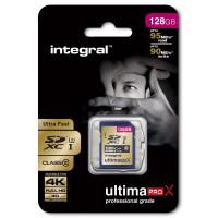 INTEGRAL Carte SDXC INTEGRAL SDXC 128 GO CL 10 95/90