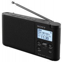 Radio-réveil SONY XDRS 41 DBP NOIR
