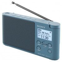 Radio-réveil SONY XDRS 41 DBP BLEU