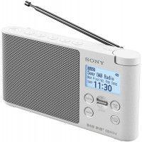 Radio-réveil SONY XDRS 41 DBP BLANC