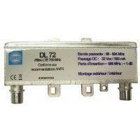 WISI Filtre LTE WISI DL 72