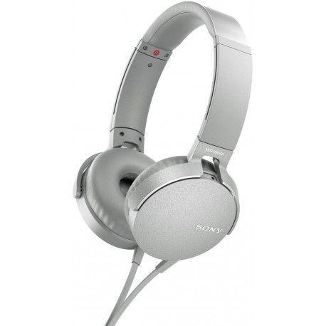 Sony Casque audio SONY MDRXB 550 APW