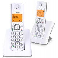 Alcatel Téléphone fixe ALCATEL F 530 DUO GRIS