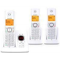 Alcatel Téléphone fixe ALCATEL F 530 VOICE TRIO GRIS