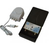 WISI Préamplificateur UHF LTE et alimentation WISI VM 8351