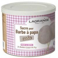 Lagrange Sucre barbe à papa LAGRANGE 380009