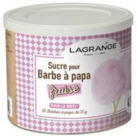 Lagrange Sucre barbe à papa LAGRANGE 380007