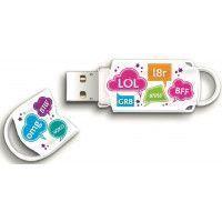 INTEGRAL Clé USB INTEGRAL XPRESSION TXT 16 GO