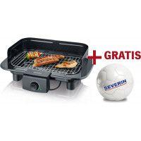 Barbecue éléctrique SEVERIN PG 9710