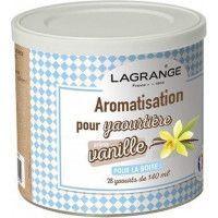 Aromatisation yaourt vanille LAGRANGE 380310