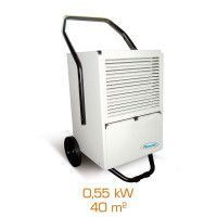 Deshumidificateur d'air industriel REXAIR QD PRO 30C - 0,55kW - 40m²