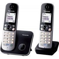 Panasonic Téléphone fixe PANASONIC KXTG 6812 FRB