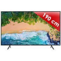 Smart TV SAMSUNG UE 75 NU 7105 - UHD /4K - 75""