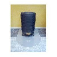 Protecteur sol courbe 2,5 mm. 73 x 88 mm. THECA 6500150