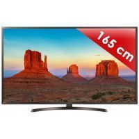 "Téléviseur LG 65 UK 6400 PLF - UHD /4K - 65"""
