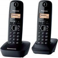 Panasonic Téléphone fixe PANASONIC KXTG 1612 FRH