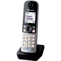 Téléphone fixe PANASONIC KXTGA 681 EXB