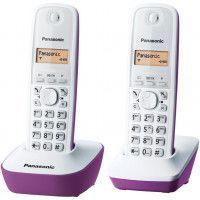Téléphone fixe PANASONIC KXTG 1612 FRF
