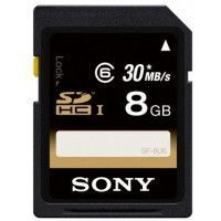 Sony Carte SDHC SONY SF 8 U