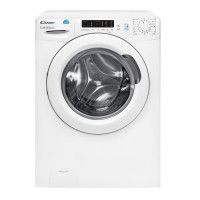 CANDY CS1072D1/1-S - Lave-linge frontal - 7kg - Essorage 1000 tours - A+ - Connecte - Blanc