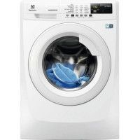 ELECTROLUX EWF1291ED - Lave linge frontal - 9 kg - 1200 tours / min - A+++ - Blanc - Moteur induction