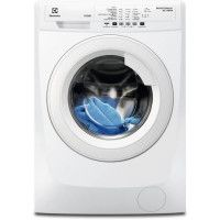 ELECTROLUX EWF1491WS Lave linge frontal - 10 kg - 1400 tours / min - A+++ - Blanc - Moteur inverter induction