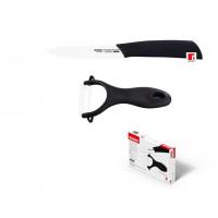 Bergner Bergner BG-4093 Set de couteaux en céramique 2pcs