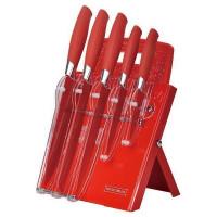 Royalty Line Royalty-Line RL-RED7ST-W Set de couteaux 7 pièces