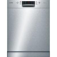 BOSCH SMU46MS03E - Lave vaisselle encastrable - 14 couverts - 44dB - A++ - Larg 60cm - Moteur induction