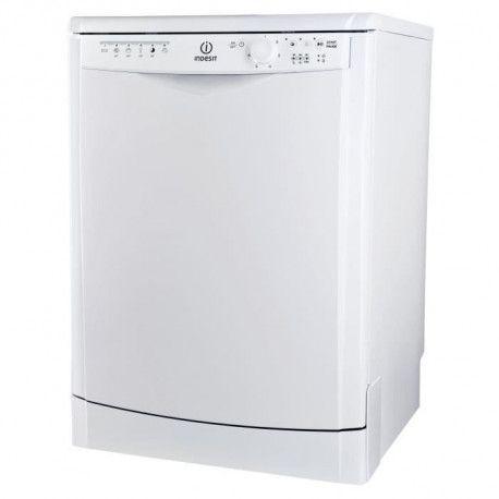INDESIT DFG26B1 - Lave-vaisselle posable - 13 couverts - 49dB - A+ - Larg. 60cm