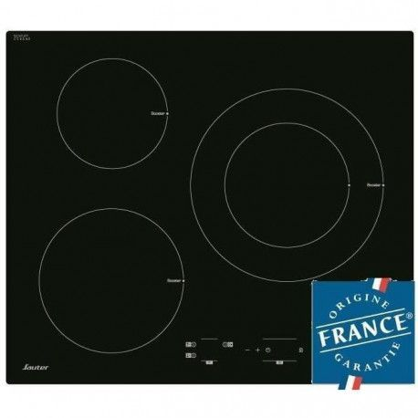 Plaque induction SAUTER 7200W 60cm, SAUTERSPI4367B