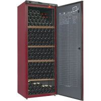 CLIMADIFF CV295 - Cave a vin de vieillissement - 294 bouteilles - Pose libre - Classe A - L 70 x H 183 cm