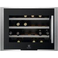 ELECTROLUX ERW0670A -Cave a vin de service-24 bouteilles-Encastrable-Froid brasse-A+-L 59,4 x H 45,5 cm