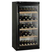 HAIER JC-298GA - Cave a vin de vieillissement - 120 bouteilles - Pose libre - Classe A - L 66,5 x H 128 cm
