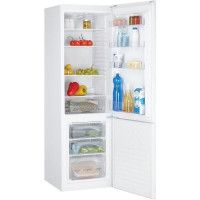 CANDY CCS5172W - Refrigerateur combine - 262 L 200 + 62 L - Froid statique - A+ - L 55 x H 177 cm - Blanc