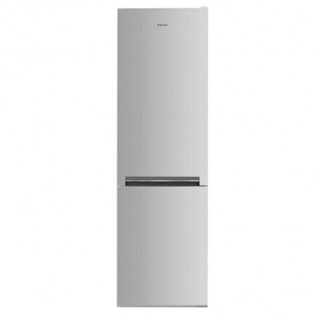 Réfrigérateur combiné 338L Froid Brassé HOTPOINT 60cm A+, INDH8A1ES