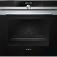 SIEMENS HB675GBS1F - Four electrique encastrable - Chaleur pulsee - 71 L - Pyrolyse - A+ - Inox