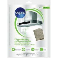 WPRO NGF331 Filtre antigraisse universel en fibres naturelles de lin - 330g/m2 - 47 x 57 cm - hyper absorbant et ecologique