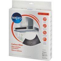 Wpro ARC201 Filtre de hotte a charbon forme demi-lune - pour hottes Whirlpool AKR400-AKR404-AKR405