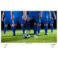 CONTINENTAL EDISON 320917W7 TV LED HD 80cm 32 - 3 X HDMI - 1 X USB - Blanc