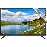 CONTINENTAL EDISON TV LED HD SMART WIFI 80cm 31.5 - Classe energetique A+