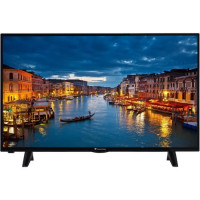 CONTINENTAL EDISON TV LED Full HD 100 cm 39 - Smart TV - YOUTUBE - NETFLIX -  2 X HDMI - 1 X USB - Classe energetique A+