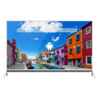 CONTINENTAL EDISON TV UHD 4K SMART Barre de Son 124.5cm49