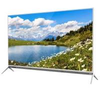 CONTINENTAL EDISON TV 4K 55 139.7 cm - SMART TV + Barre de Son JBL Wi-fi Android