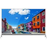 CONTINENTAL EDISON TV 4K 65 165,1 cm - SMART TV+ Barre de Son JBL Wi-fi Android
